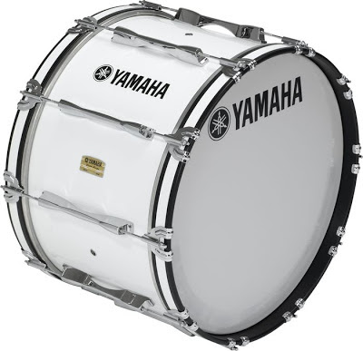 Yamaha Marching Bass Drum - HTS