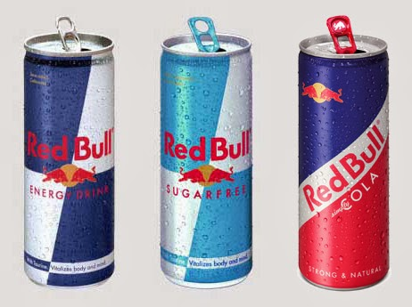 Red Bull Health Drink