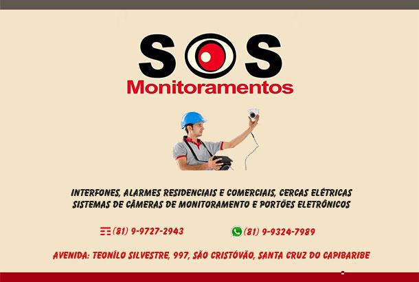 S.O.S MONITORAMENTOS