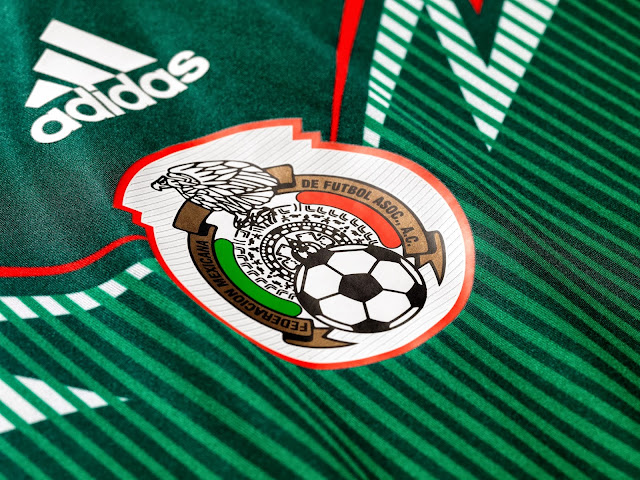Mexico's National Football team shirt 2014