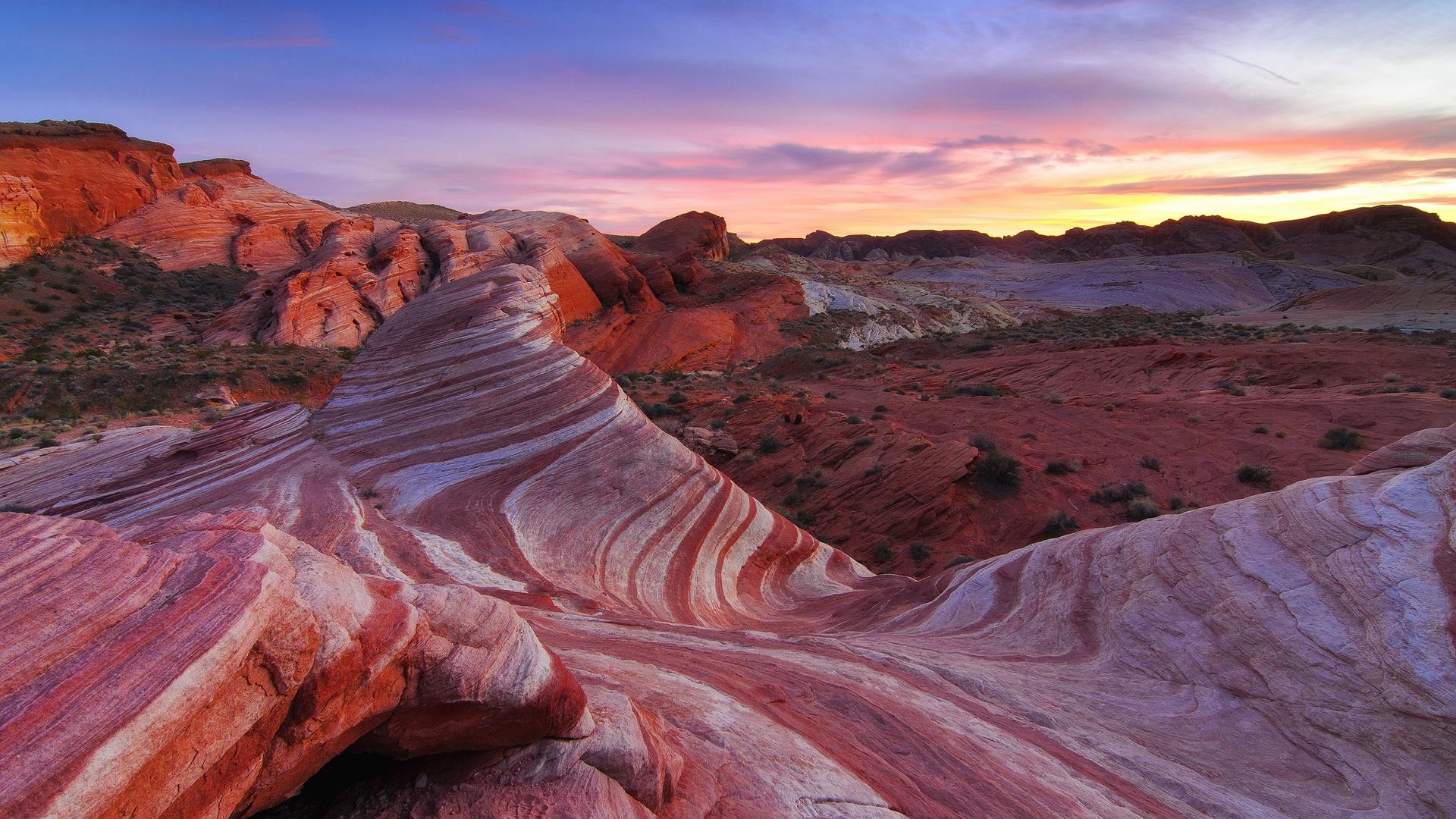 desert landscape wallpaper - photo #11