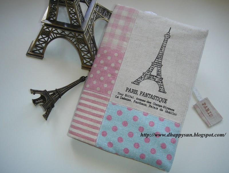 Handmade Book Cover Material ~ Handmade fabric book cover