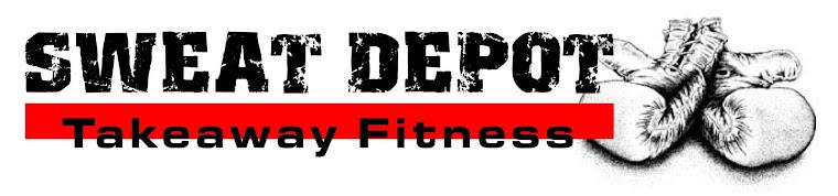 Sweat Depot - Brisbane Boxing and Boot camp Headline Animator