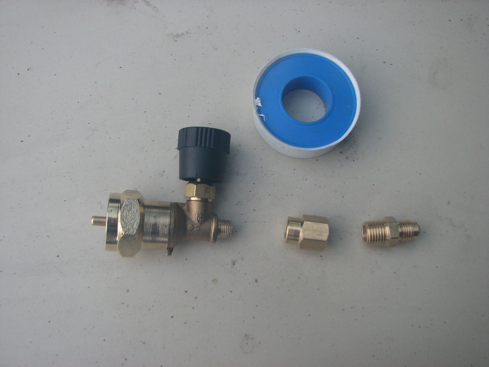 Natural Gas Converstion Kit Dual Mpg
