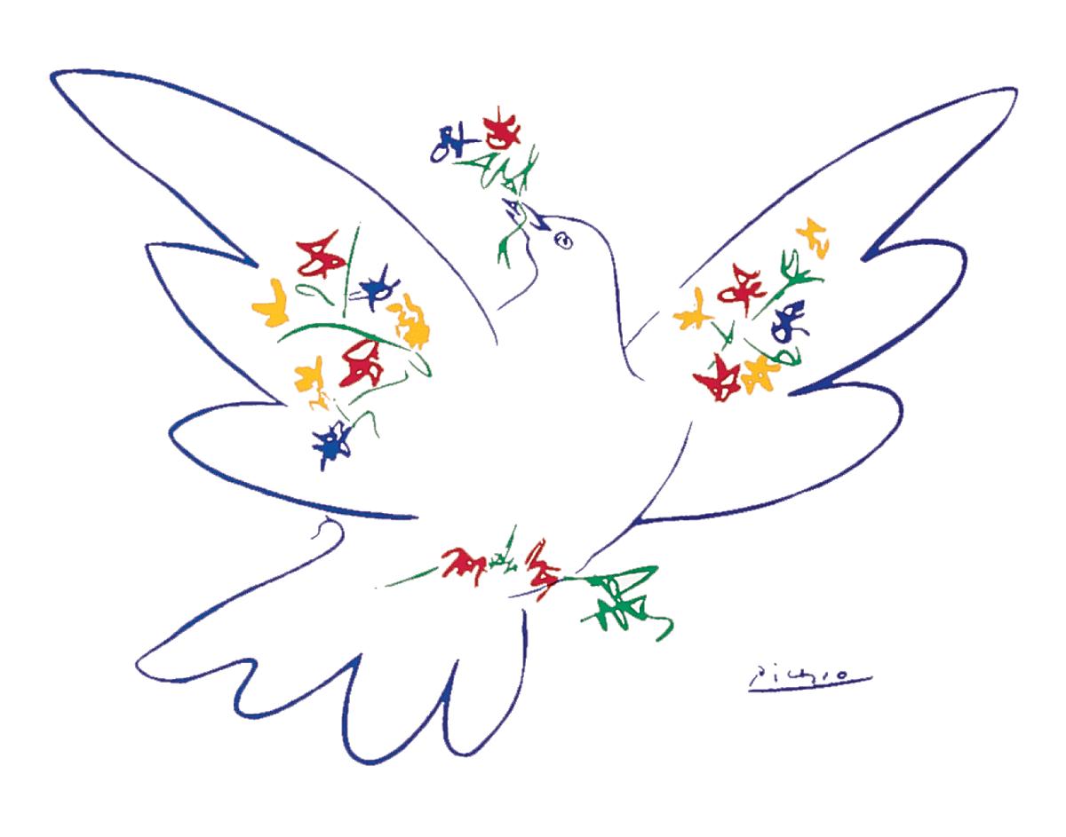 Vouloir la paix! Bonne année 2016 p201