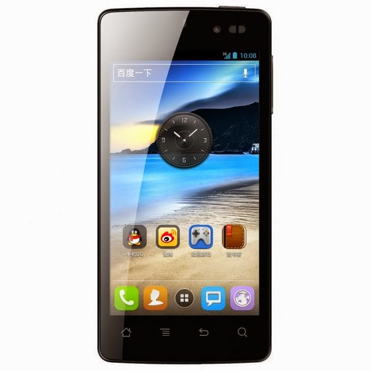 K-TOUCH Lotus II - Black
