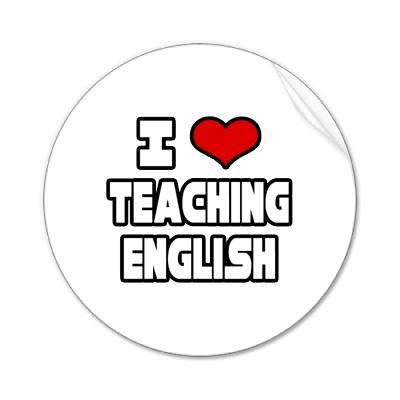I'm in love with my english teacher?