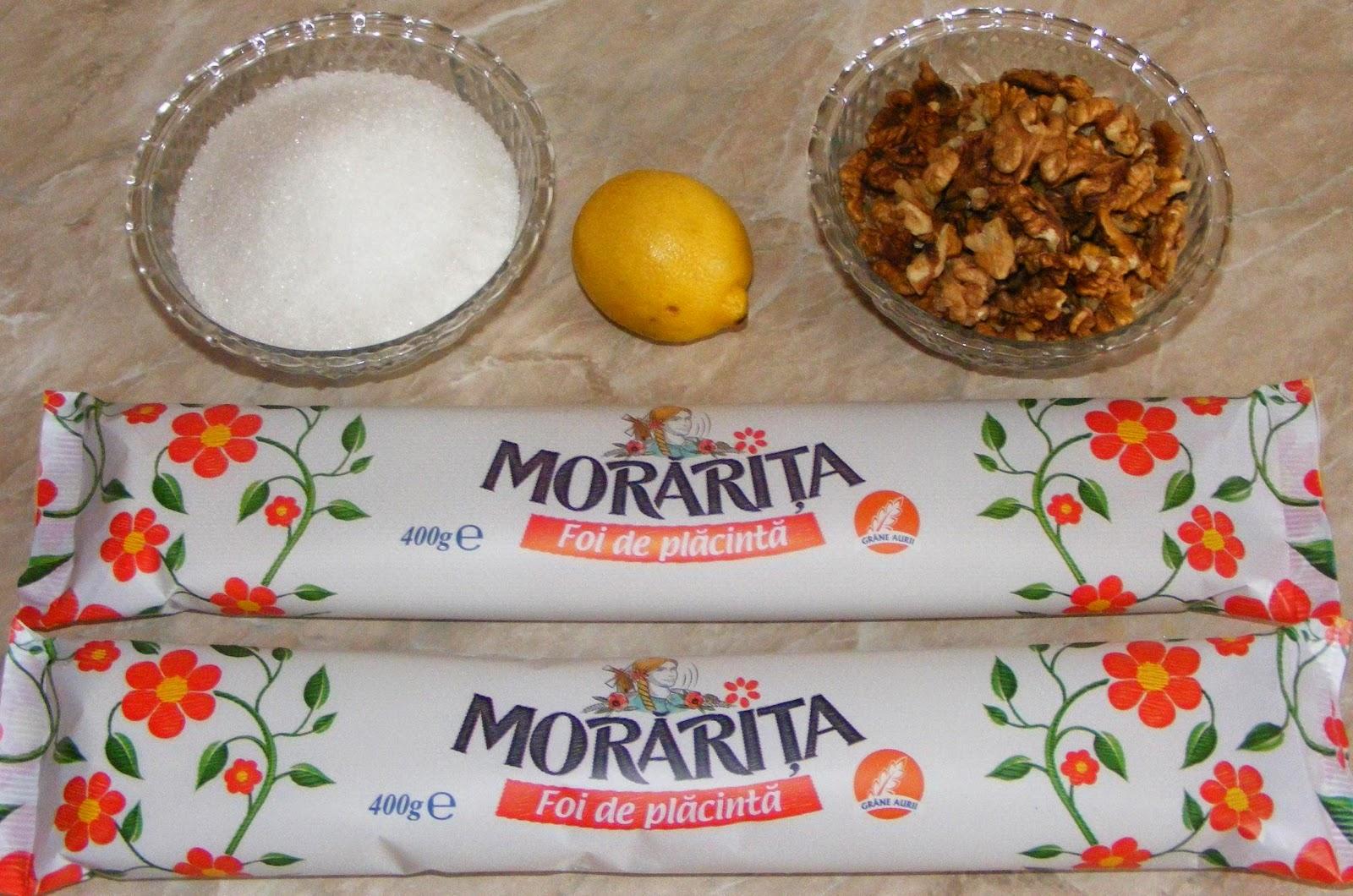 ingrediente pentru baclava, cum se prepara baclava, cum facem baclava, cum se prepara baclava cu foi de placinta si nuca, cum facem baclavale,