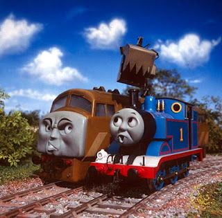 thomas and friends meet diesel 10 pinchy