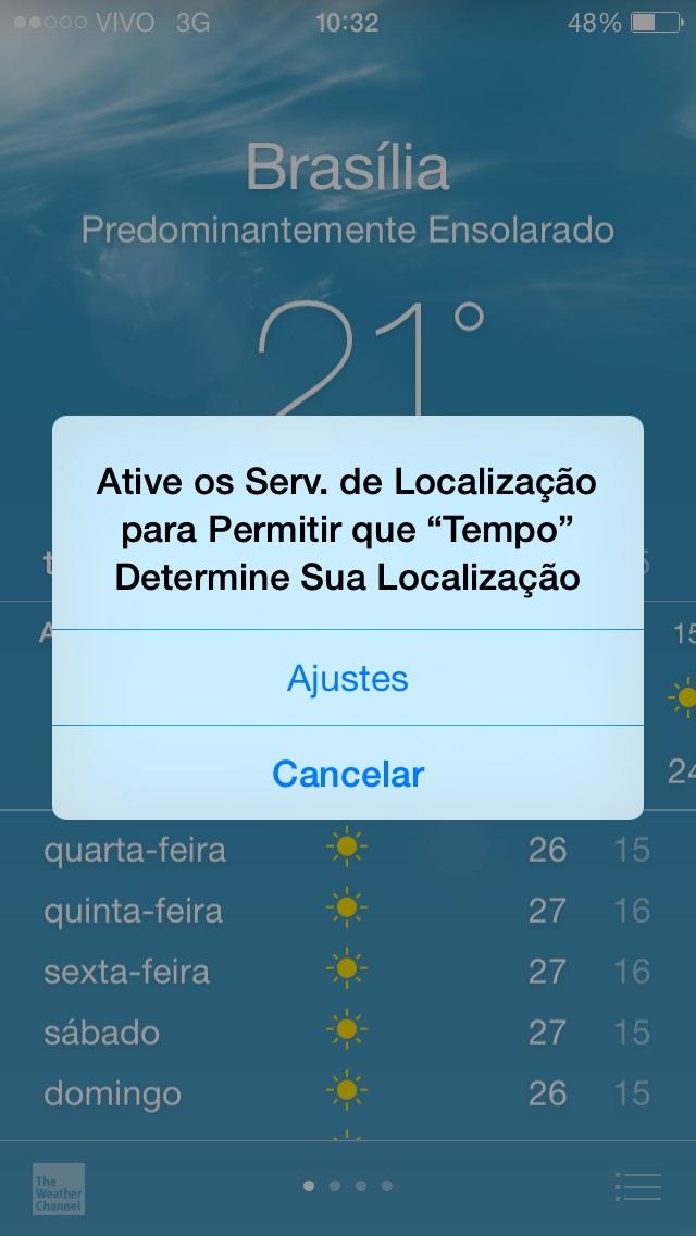 Alertas iOS 8 beta 3