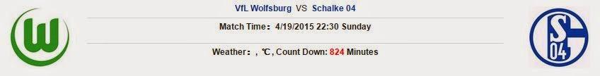 Soi kèo cá độ Wolfsburg vs Schalke