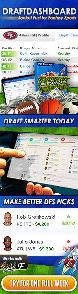Dominate Your Draft