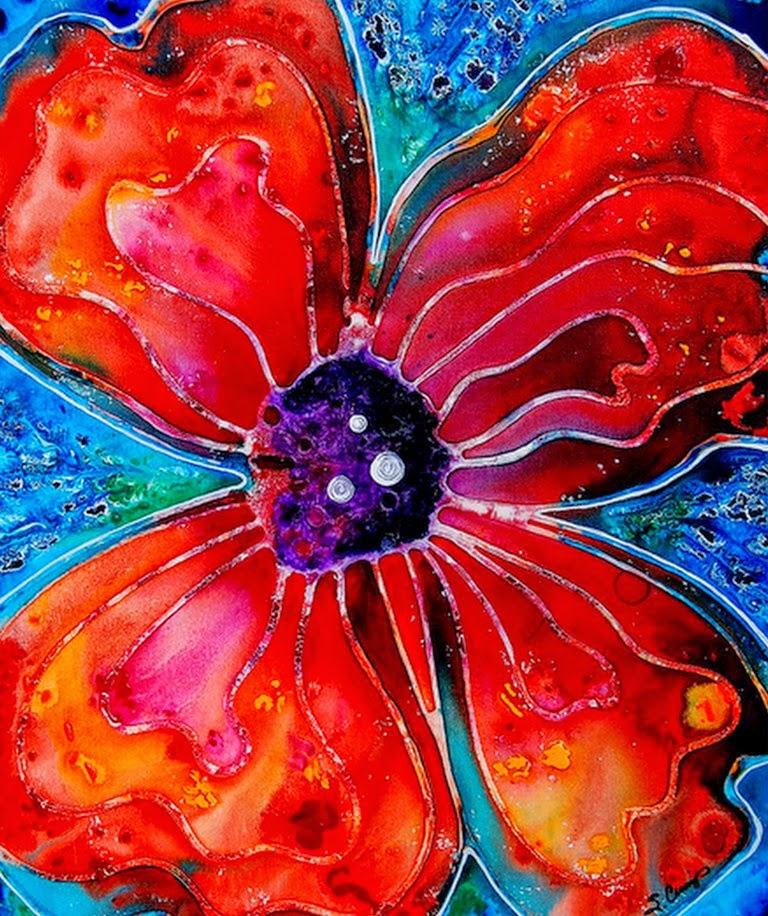 cuadros-modernos-de-flores