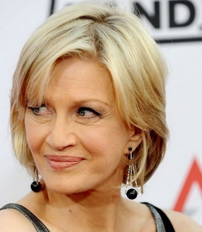 Short Hairstyles 2013 for Women Over 50 Bob