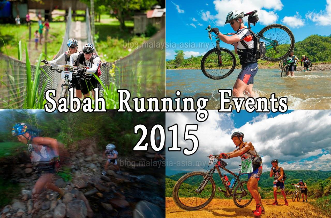 Sabah Running Marathon Events