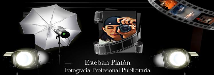 Fotográfo Esteban Platon