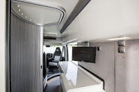 Fiat Ducato 4x4 Expedition Camper Show Van (2015) Interior 2