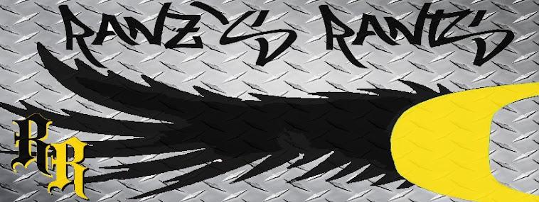 RANZ'S RANTS