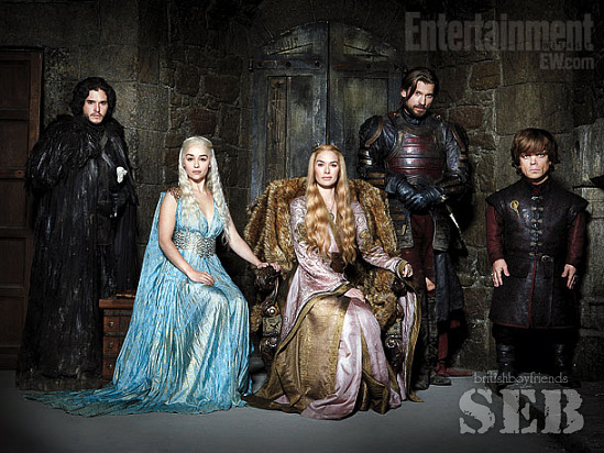 Игра престолов 3 сезон список серий
