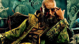 Ben Kingsley as The Mandarin, in Iron Man 3