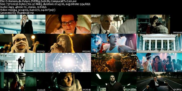 El Hombre del Futuro DVDRip Subtitulos Español Latino 2011 1 Link