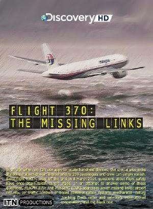 Sự Thật Vụ Mất Tích Máy Bay MH370 - Flight 370: The Missing Links (2014) Vietsub