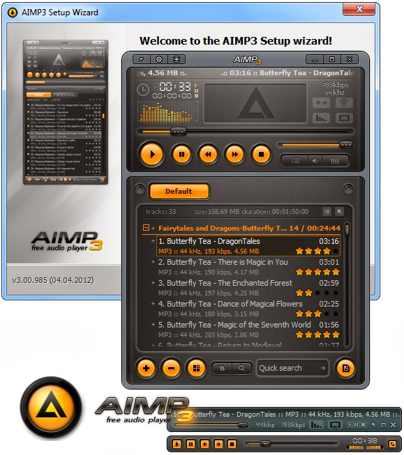 aimp player free download for android
