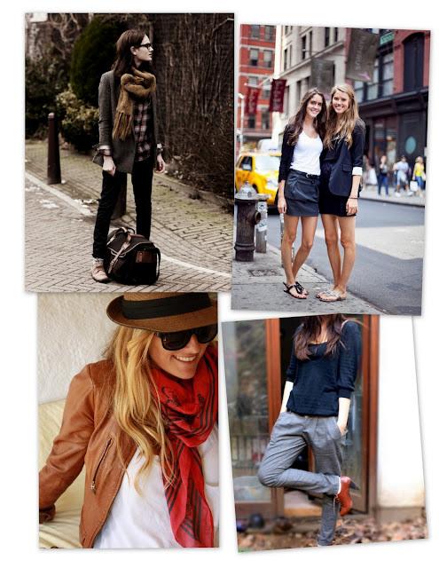 casual chic fashion inspiration