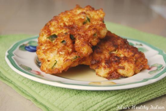 Julia's Healthy Italian Cooking: Broccoli a Pasteta - Cauliflower ...