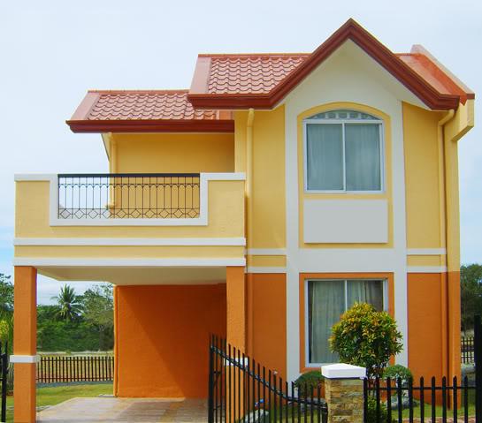 Modelos de casas dise os de casas y fachadas modelos de for Pisos elegantes para casas