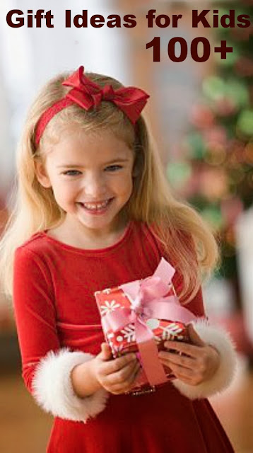 An amazing collection of gift ideas for young kids- so many great ideas!