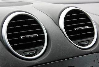 ac mobil panas?