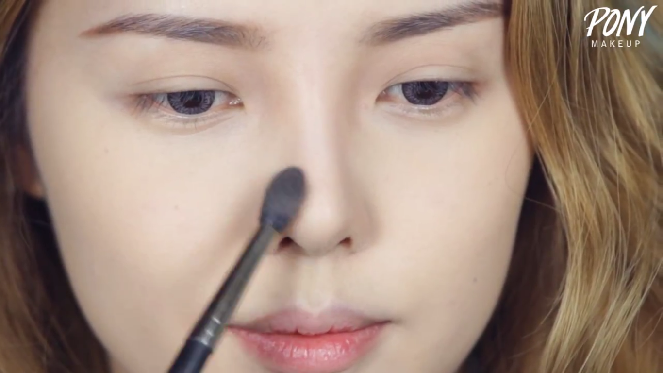 Korean makeup tutorial korean site korean makeup contouring tutorial baditri Gallery
