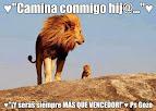 """♥ """" CAMINA CONMIGO HIJ@, CAMINA CONMIGO """" ♥"""