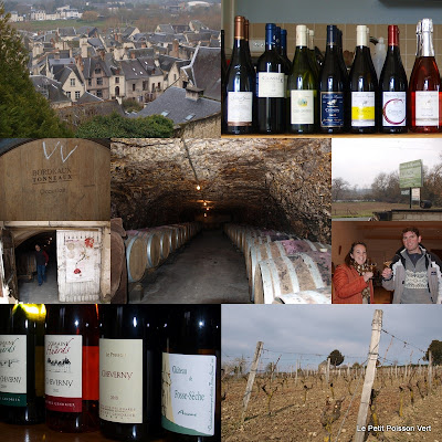 Bio wijnen uit de Loirestreek