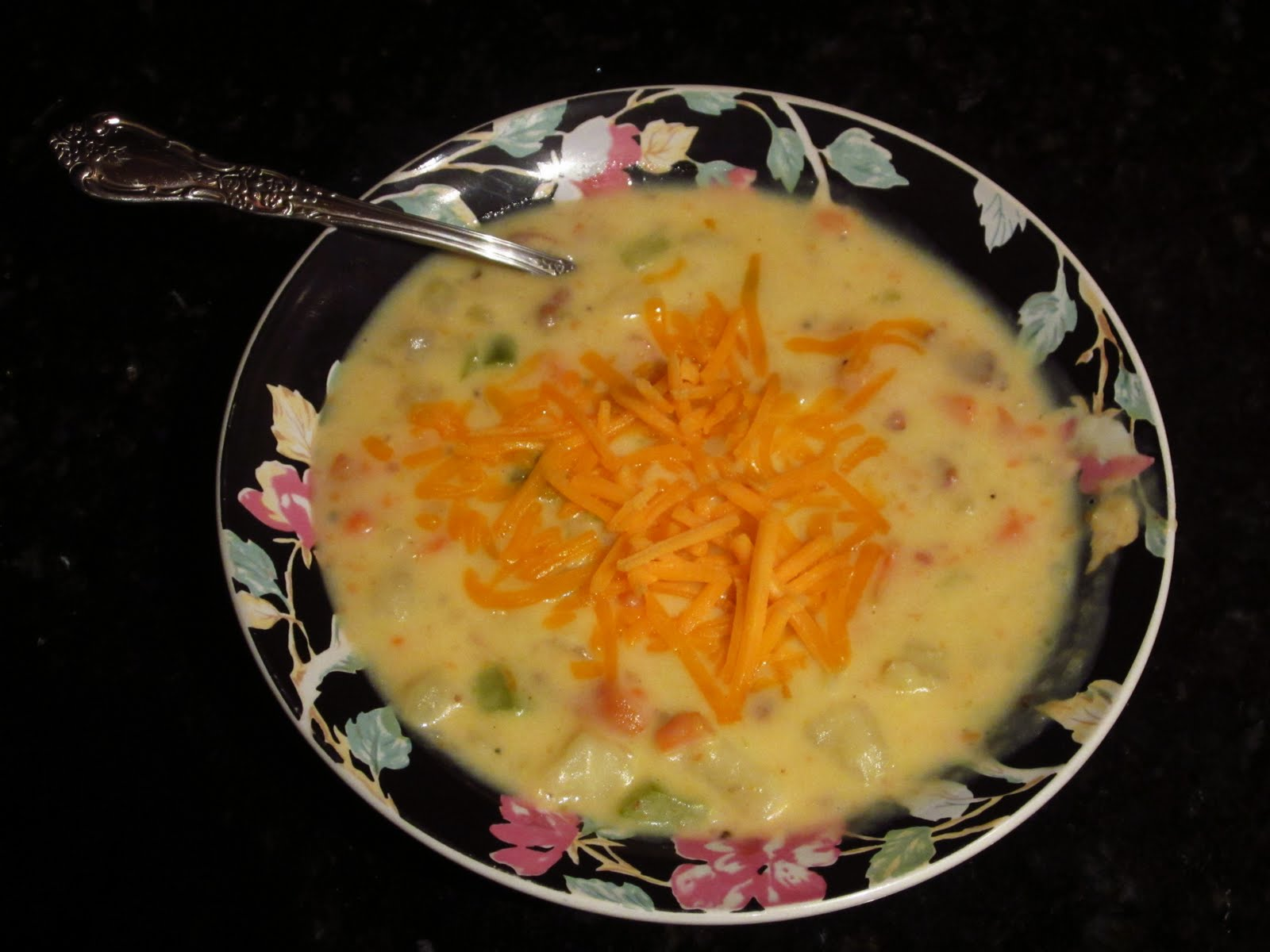 Wonderland Kitchen: Red Potato Soup