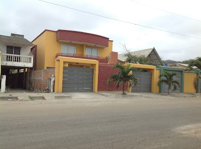 Rent a home like this in Puerto Cayo, Ecuador