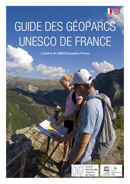 Guide des Géoparcs de France 2017