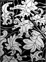 Motif Batik Stilasi