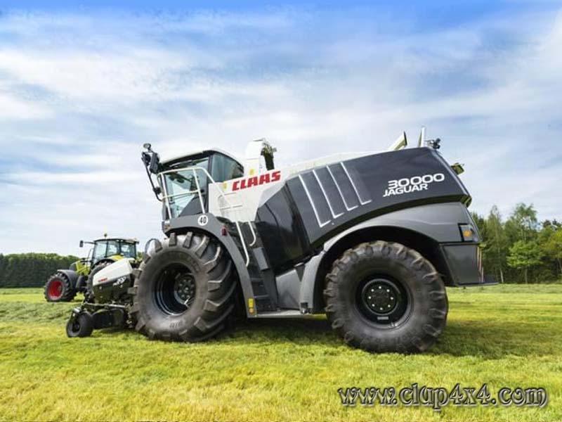 Tractors Farm Machinery Claas Jaguar 30000