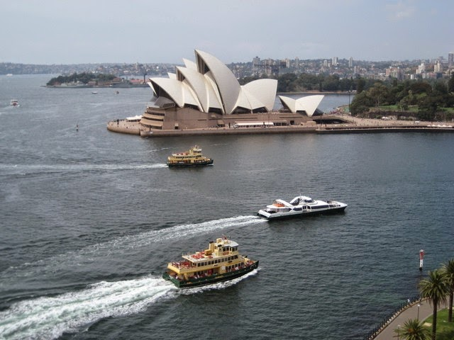 87. Sydney Opera House (Sydney, Australia)