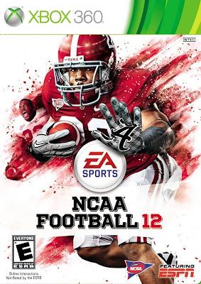 NCAA Football 12 Xbox 360