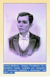 Pangulong Andres Bonifacio