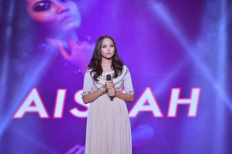 Aishah AF2013 lagubestbest