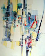 Babylone - 162 x 130 cm - 2003