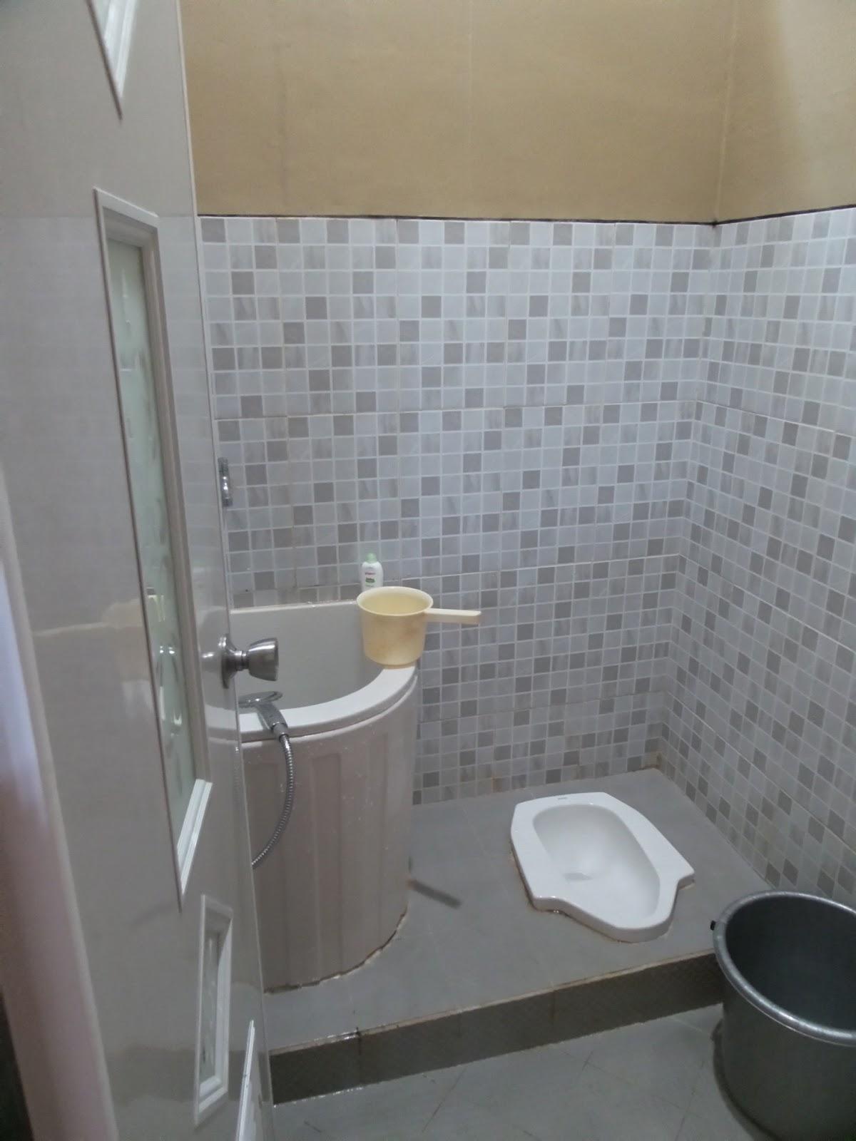 desain kamar mandi minimalis tanpa bathup | gambar desain rumah