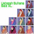 TUDUNG USTAZAH SUHANA -FEBRUARI 2015-