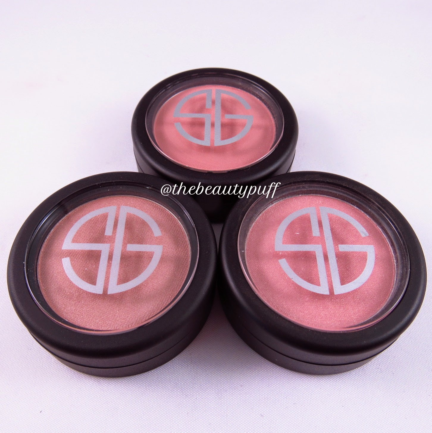 studio gear cosmetics blushes - the beauty puff