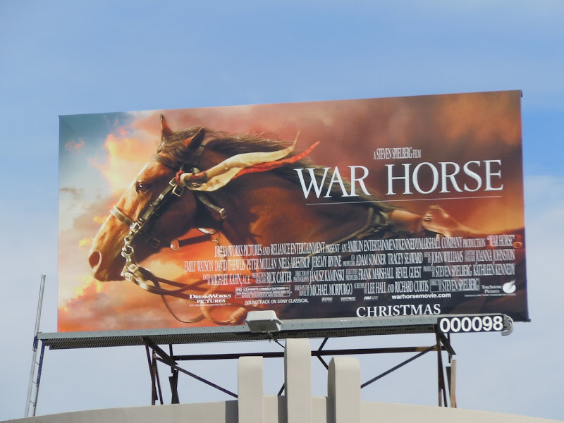 billboard war horse film