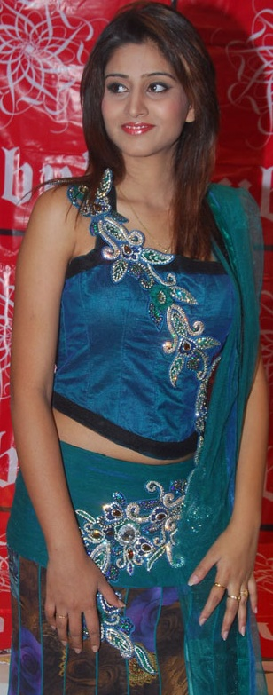 Shamily Hot Photo Gallery Fashion Model from Hyderabad